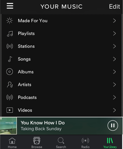 spotify-optimal-library-page