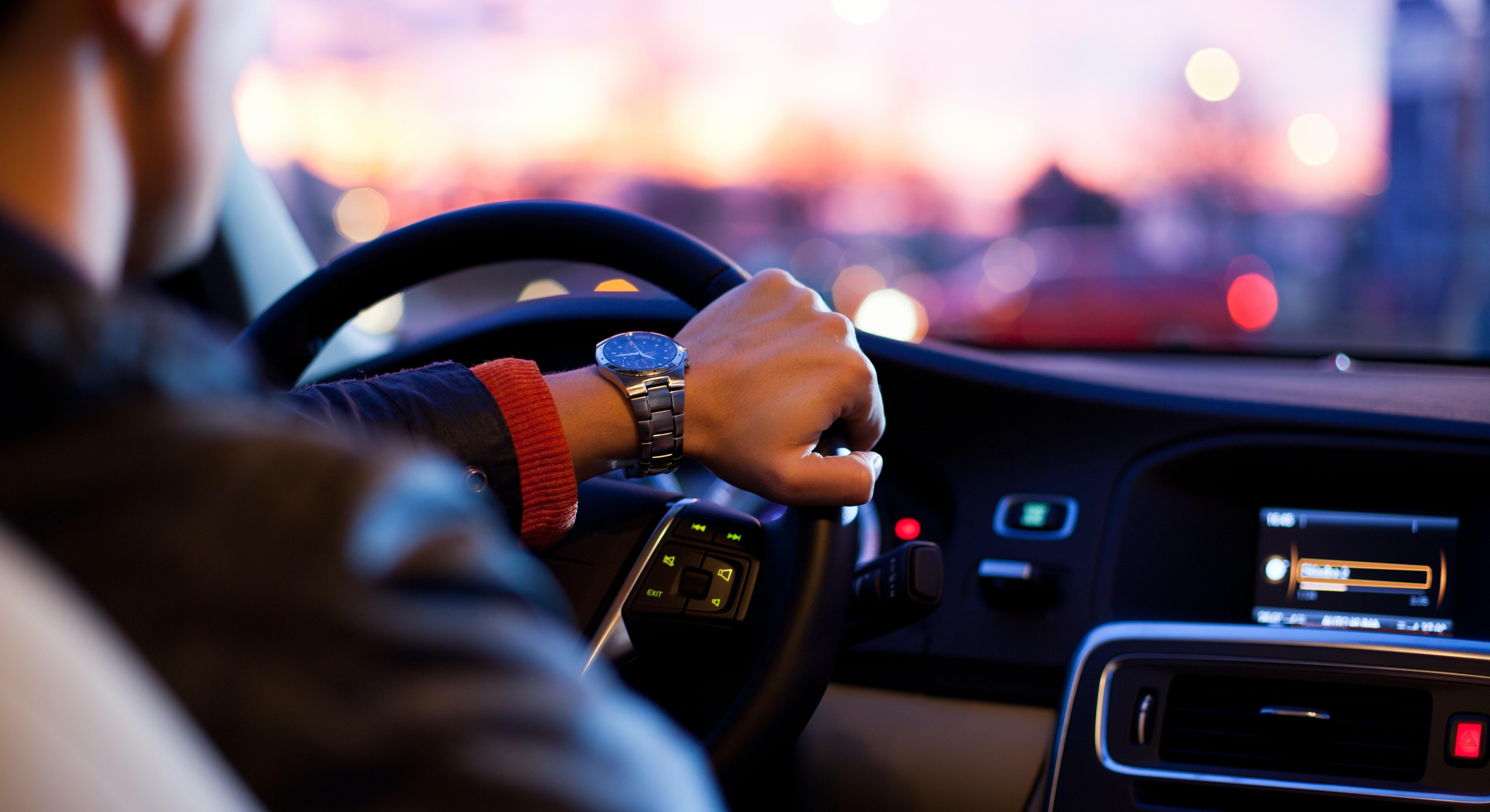 car-driving