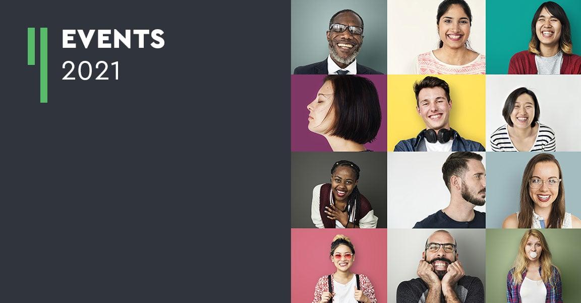 diverse-headshots-colorful-backgrounds