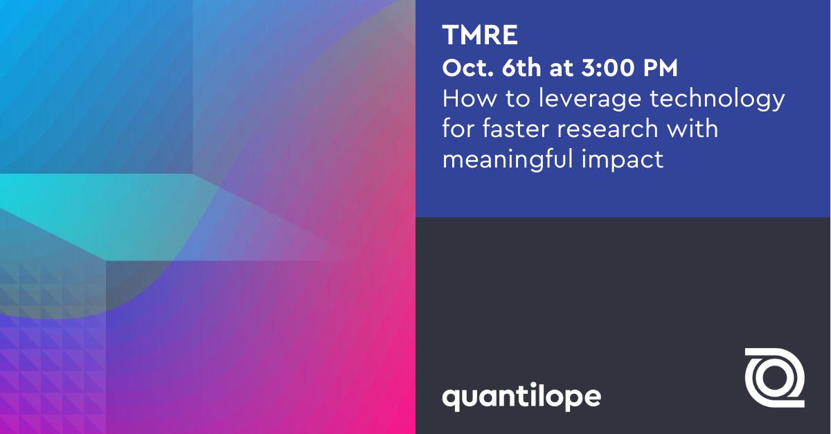 tmre-leverage-technology
